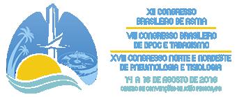 Pacotes para XII Congresso Brasileiro de ASMA (Parceria GSK)