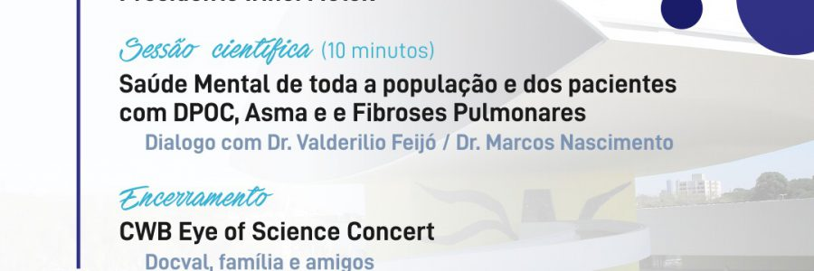 Reunião Magna Científica 2020 APPT: CWB eye of the Science Concert
